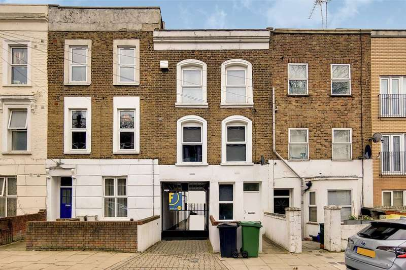2 Bedrooms Maisonette Flat for sale in Sussex Way, Archway, N19