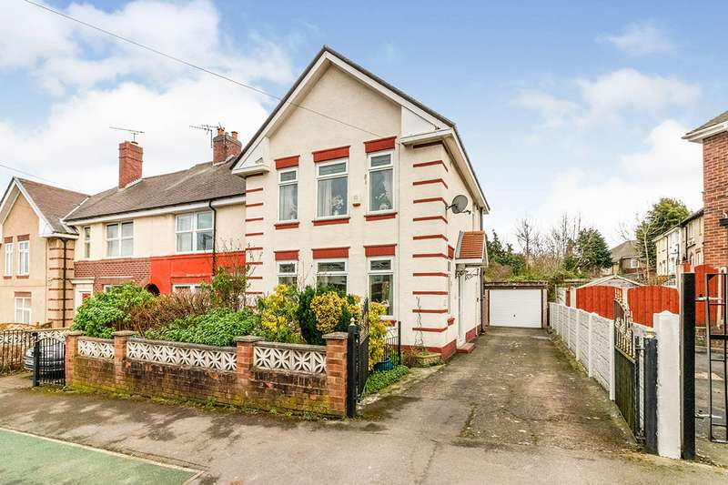 3 Bedrooms Terraced House for sale in Keppel Road, Sheffield, S5