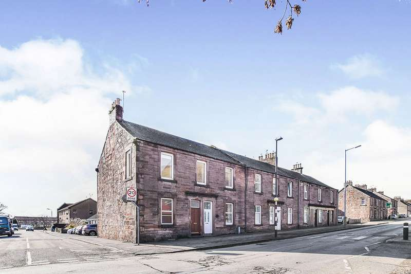 2 Bedrooms Apartment Flat for sale in East Stirling Street, Alva, Clackmannanshire, FK12