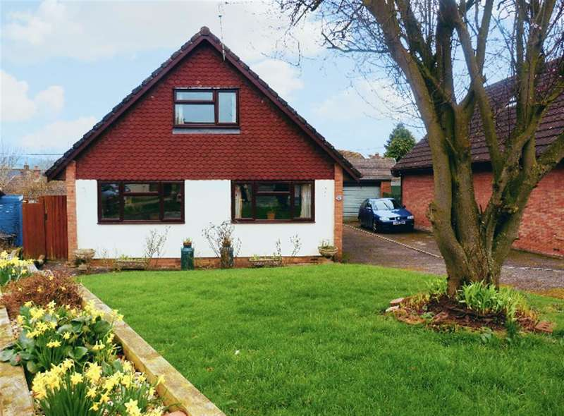 4 Bedrooms Chalet House for sale in Ty Brith, Dingestow, Monmouth