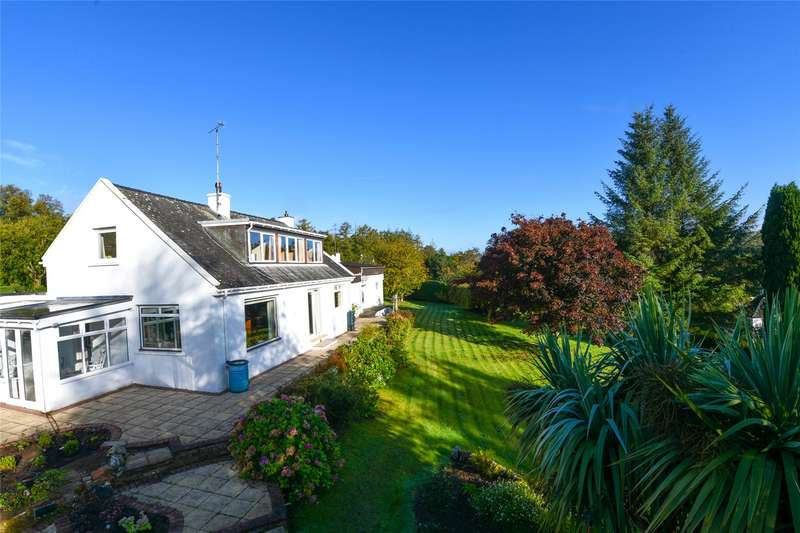 4 Bedrooms Retirement Property for sale in Drumgill, Planetree Park, Gatehouse of Fleet, Dumfries & Galloway, South West Scotland, DG7