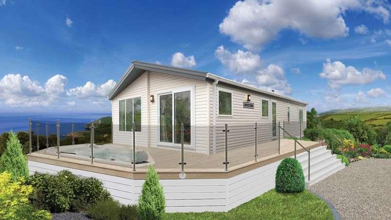 2 Bedrooms Mobile Home for sale in Bowdens Crest, Langport
