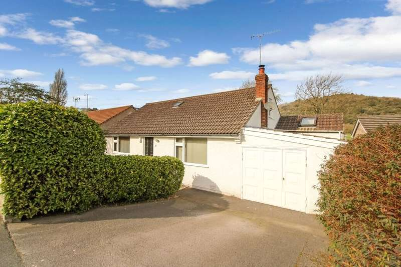 3 Bedrooms Detached Bungalow for sale in Conygar Close, Clevedon, BS21