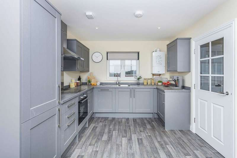 4 Bedrooms Detached House for sale in Treskerby Woods, Redruth, Cornwall, TR16