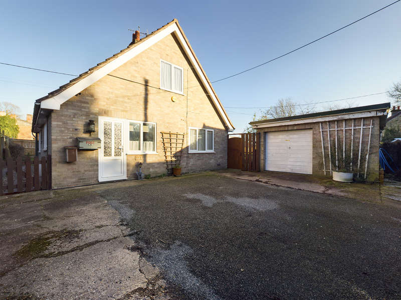 3 Bedrooms Chalet House for sale in Magdalen Street, Eye