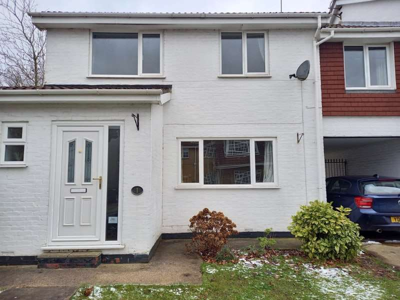 4 Bedrooms Link Detached House for sale in Mere Way, Swanland, East Yorkshire, HU14