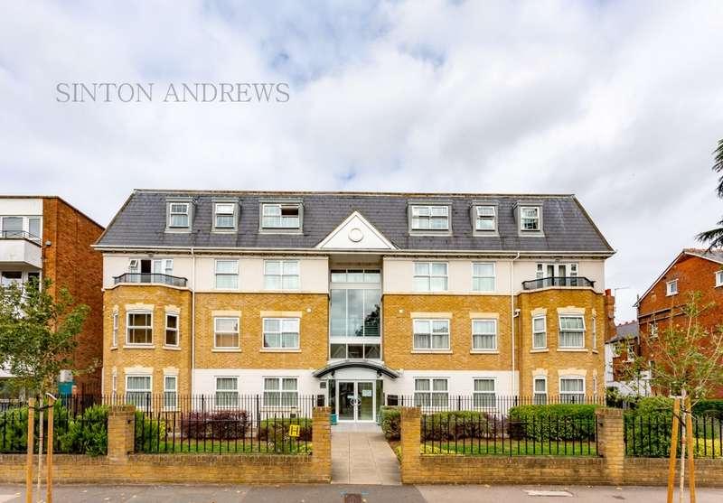 3 Bedrooms Flat for sale in Grange Road, Ealing, W5