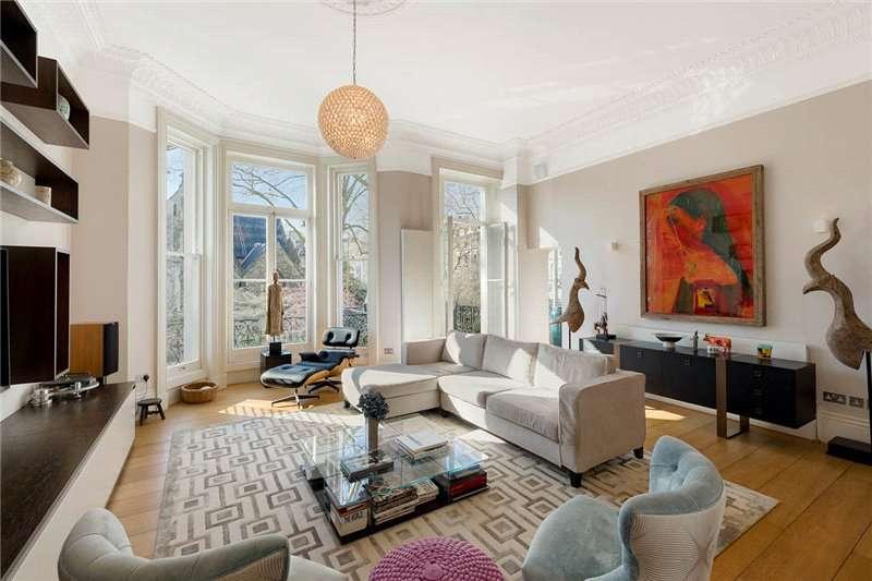 2 Bedrooms Flat for sale in Courtfield Gardens, South Kensington, London, SW5