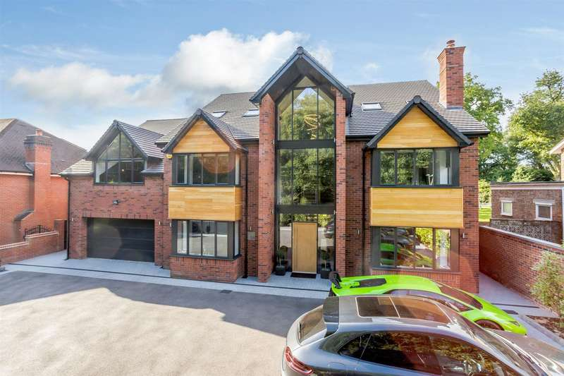 8 Bedrooms House for sale in Ashlawn Crescent, Solihull