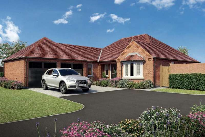 3 Bedrooms Detached House for sale in Worthington Lane, Newbold Coleorton, LE67 8PJ
