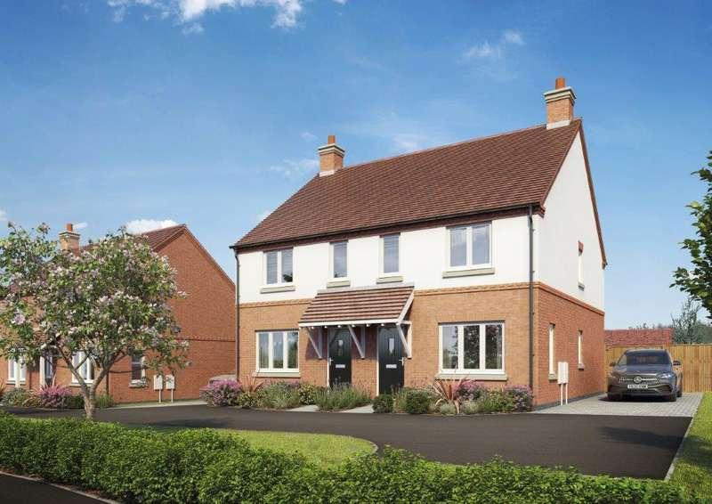 3 Bedrooms Semi Detached House for sale in Worthington Lane, Newbold Coleorton, LE67 8PJ