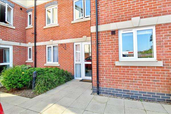 1 Bedroom Apartment Flat for sale in Mitton Lodge, Vale Rd, Stourport