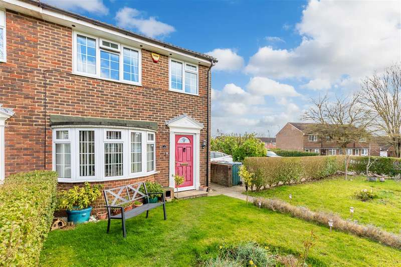 3 Bedrooms End Of Terrace House for sale in Greenway Walk, Buckingham