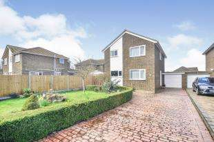 4 Bedrooms Detached House for sale in Cherry Gardens, Littlestone, New Romney, Kent