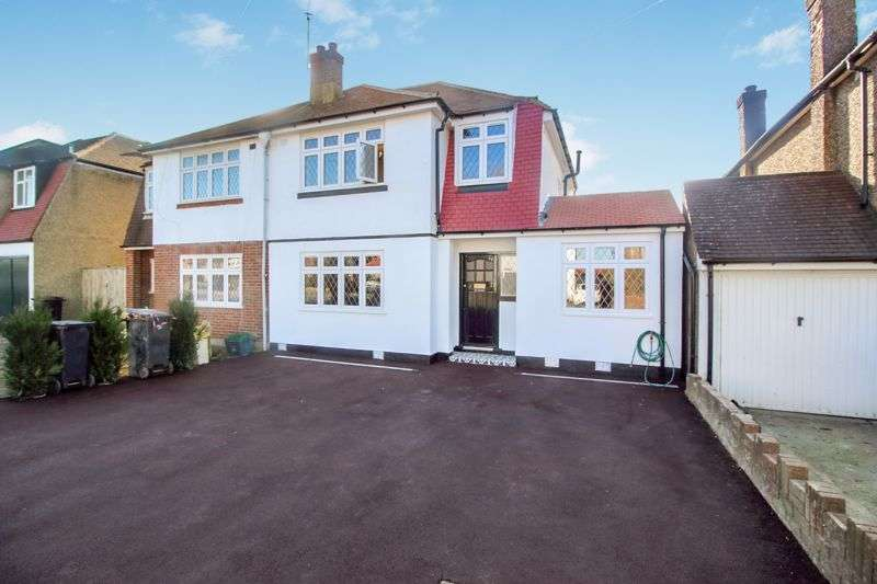 4 Bedrooms Property for sale in TOLLERS LANE, OLD COULSDON