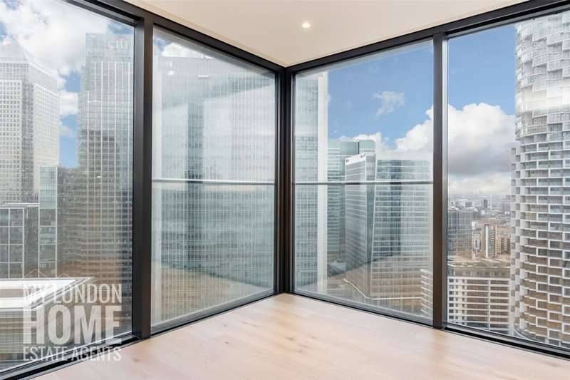 3 Bedrooms Apartment Flat for sale in Hampton Tower, South Quay Plaza, Canary Wharf, E14