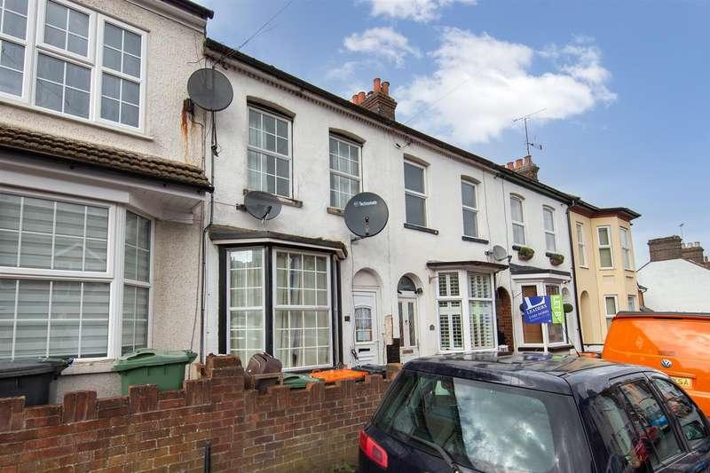 2 Bedrooms Terraced House for sale in Waterlow Road, Dunstable