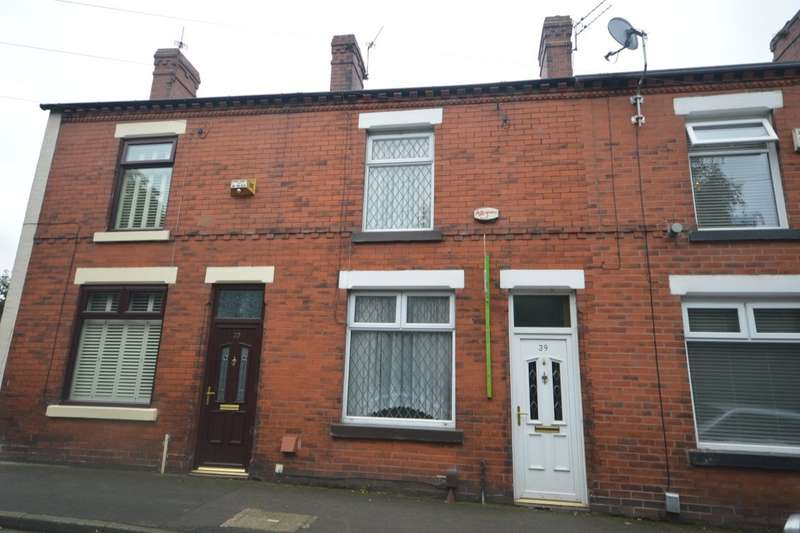 2 Bedrooms Terraced House for sale in Grosvenor Road, Worsley, M28