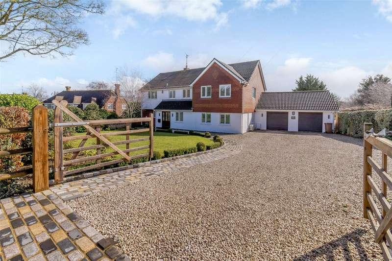 5 Bedrooms Detached House for sale in The Street, Hartlip, Sittingbourne, Kent, ME9