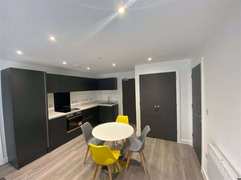 2 Bedrooms Apartment Flat for sale in Downtown, 7 Woden Street, Salford