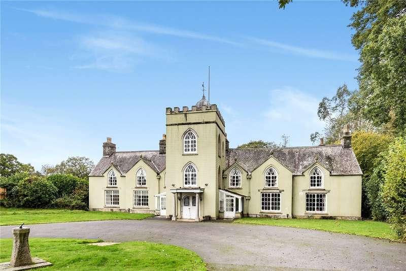 9 Bedrooms Detached House for sale in Lamerton, Tavistock, PL19