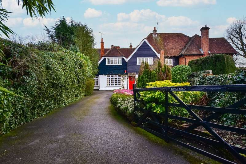 4 Bedrooms Semi Detached House for sale in Blackpond Lane , Farnham Common, SL2