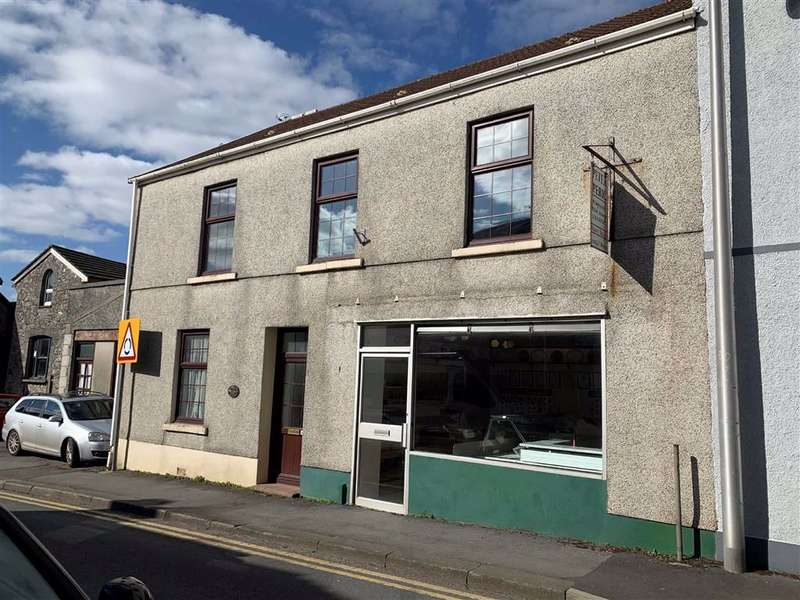 6 Bedrooms Terraced House for sale in Lady Street, Kidwelly