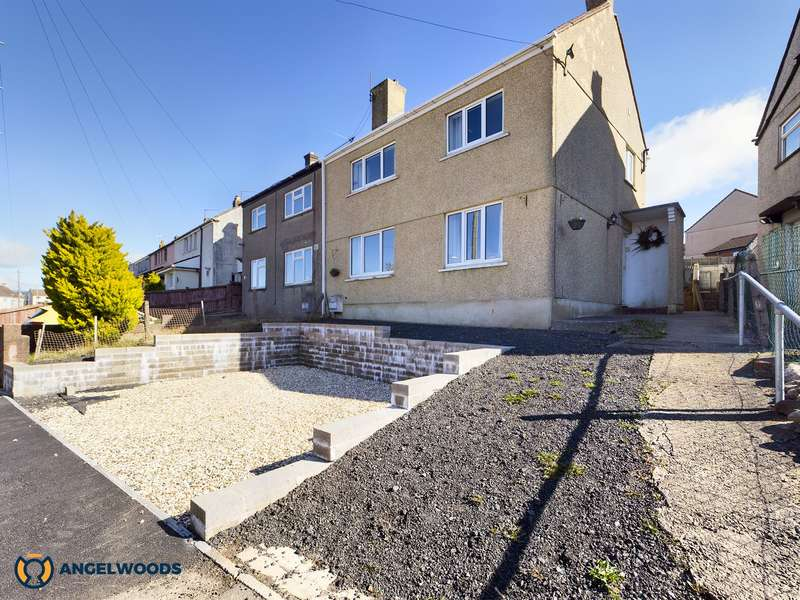 3 Bedrooms Semi Detached House for sale in Festival Crescent, New Inn, Pontypool