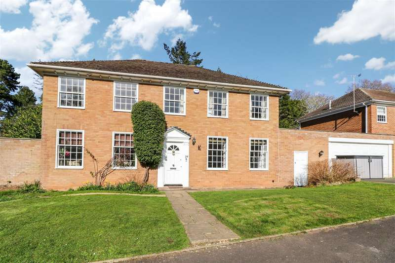 4 Bedrooms Detached House for sale in Fairlands Park, Coventry