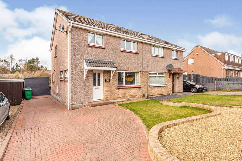 3 Bedrooms Semi Detached House for sale in Duddingston Drive, Kirkcaldy, Fife, KY2