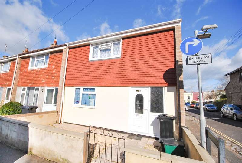 2 Bedrooms End Of Terrace House for sale in Victoria Parade, Bristol