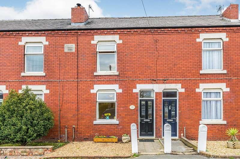 2 Bedrooms House for sale in Wood Lane, Heskin, Chorley, Lancashire, PR7