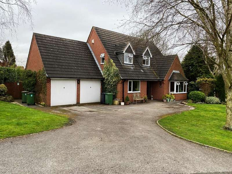 4 Bedrooms Detached House for sale in Church Street, Denby Village, Ripley