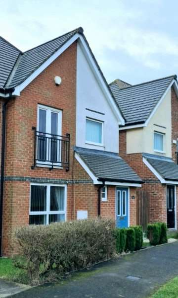 3 Bedrooms Terraced House for sale in Coneygarth Place, Ashington, Northumberland, NE63