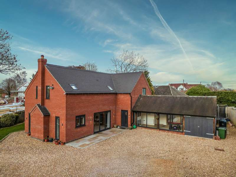 4 Bedrooms Property for sale in Eaton-On-Tern, Market Drayton
