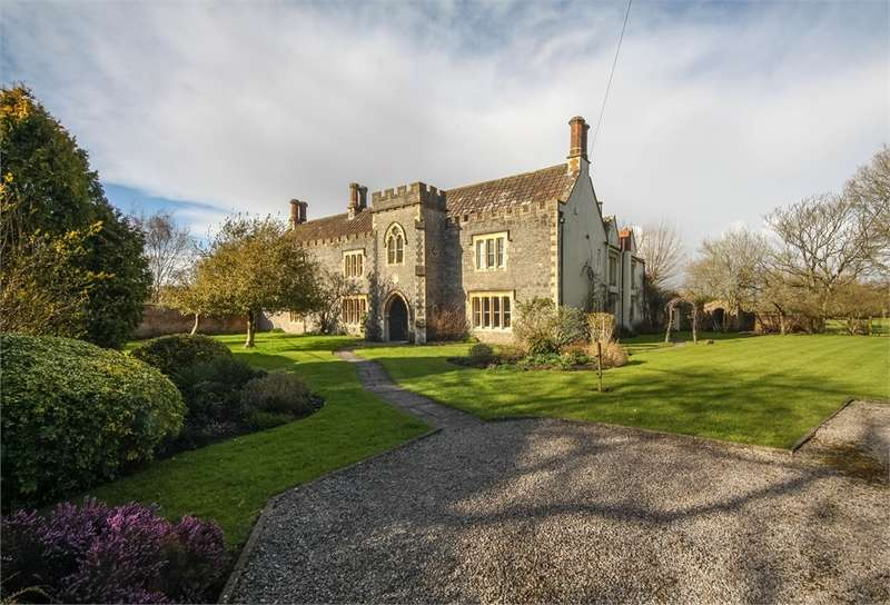 5 Bedrooms Detached House for sale in Old Rectory Farm, Rectory Way, LYMPSHAM, Somerset