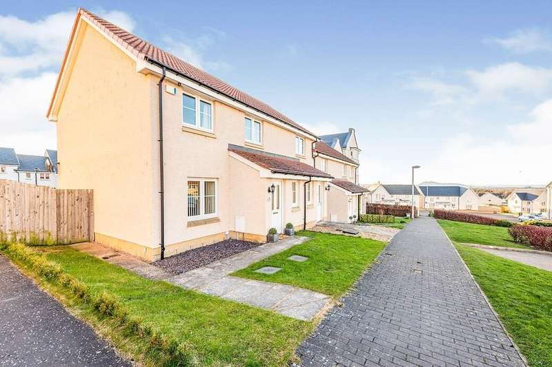 3 Bedrooms End Of Terrace House for sale in Easter Langside Court, Dalkeith, Midlothian, EH22