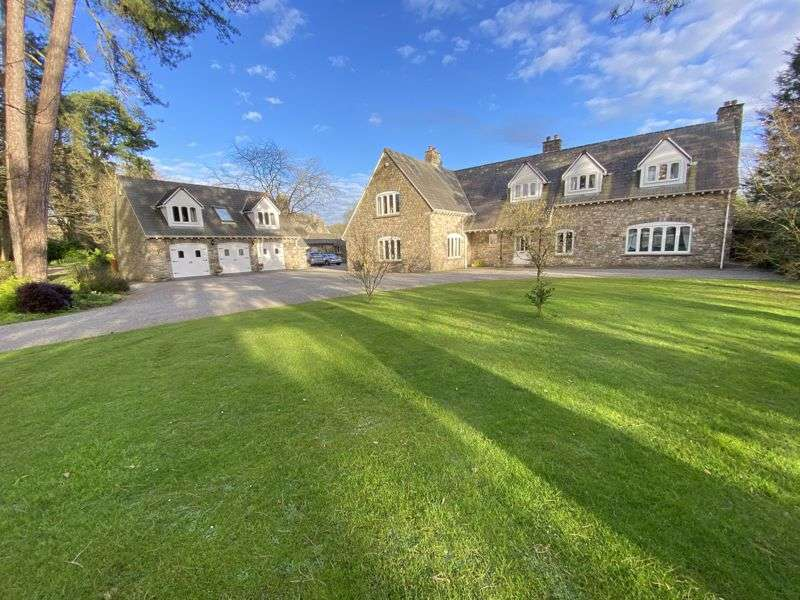 4 Bedrooms Property for sale in The Rookery, Llansannor, Nr Cowbridge, Vale of Glamorgan
