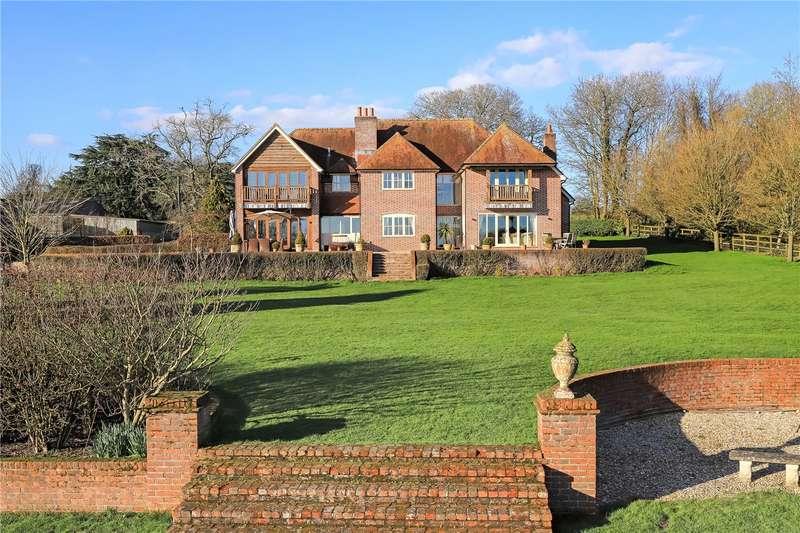 6 Bedrooms Detached House for sale in Romsey Road, Whiteparish, Salisbury, SP5