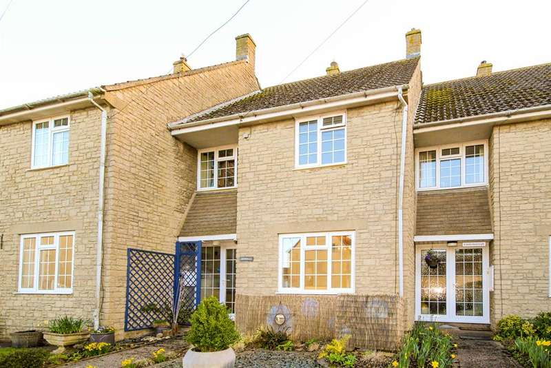 3 Bedrooms Terraced House for sale in High Street, Hawkesbury Upton, Badminton, GL9 1AU