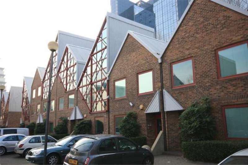 Office Commercial for rent in Skyline Business Village, Canary Wharf, E14 9TS