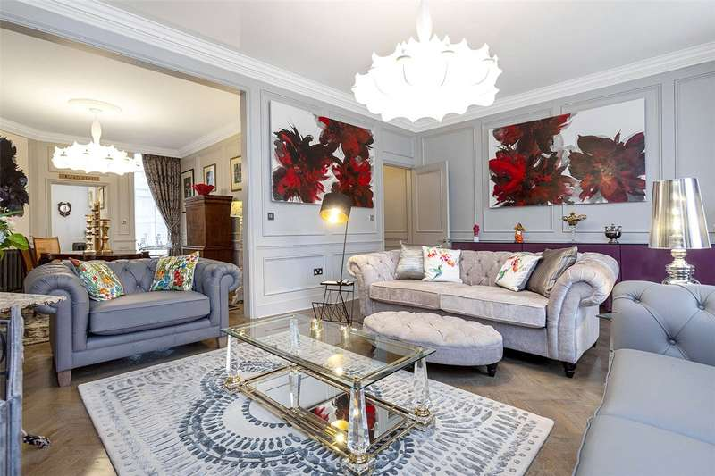 3 Bedrooms Terraced House for sale in Great Ormond Street, Bloomsbury, London, WC1N