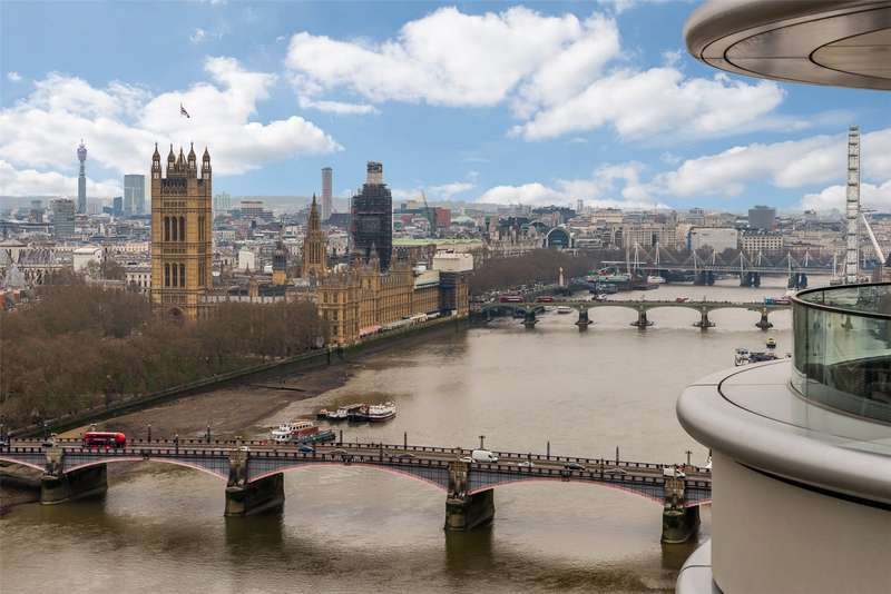 3 Bedrooms Apartment Flat for sale in The Corniche, 23 Albert Embankment, South Bank, SE1