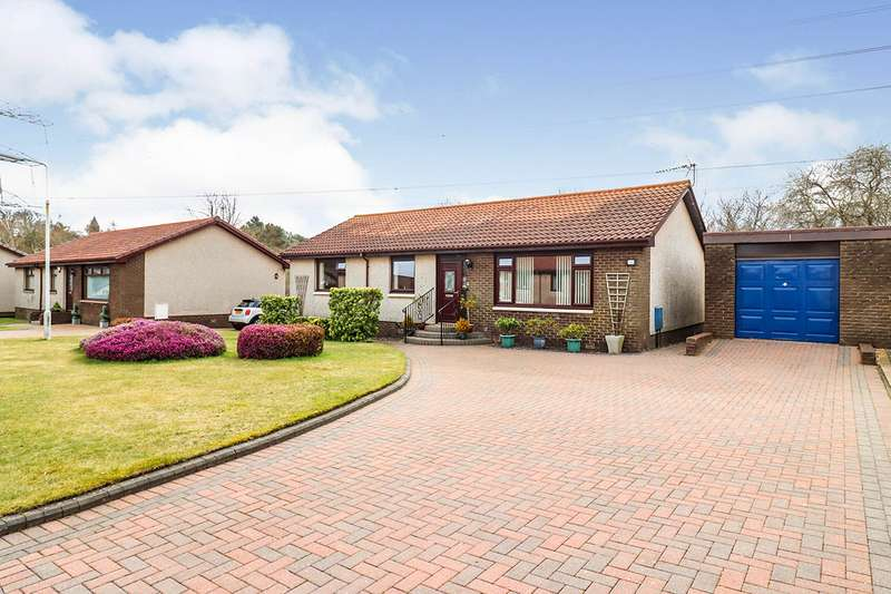 3 Bedrooms Detached Bungalow for sale in Greenwell Park, Glenrothes, Fife, KY6