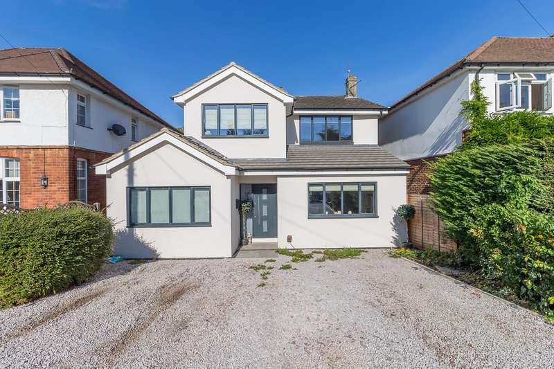 4 Bedrooms House for sale in New Road, Broxbourne