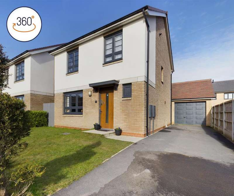 3 Bedrooms Detached House for sale in Fife Street, Lancaster