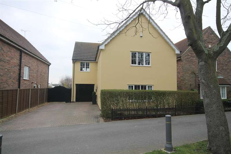4 Bedrooms Detached House for sale in The Street, Little Clacton