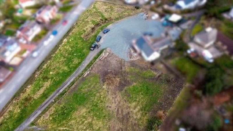 Land Commercial for sale in Crynallt, Neath, Neath Port Talbot. SA11 3RL