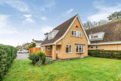3 Bedrooms Detached House for sale in Watts Close, Leicester