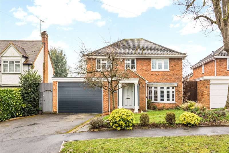 4 Bedrooms Detached House for sale in Nightingale Road, Rickmansworth, Hertfordshire, WD3
